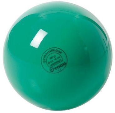 Gymnastik Ball Standard 300 G, Grün