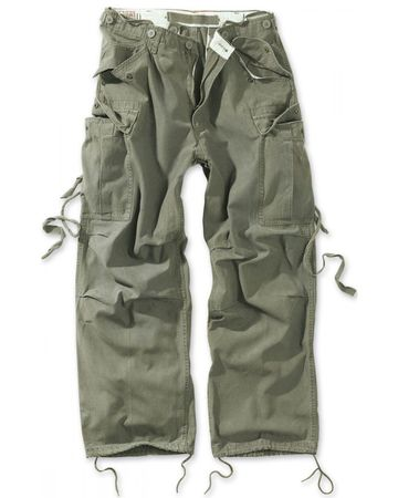 Vintage Fatigues Trousers – Bild 2