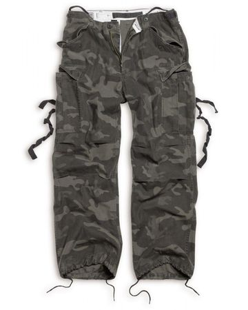 Vintage Fatigues Trousers – Bild 1