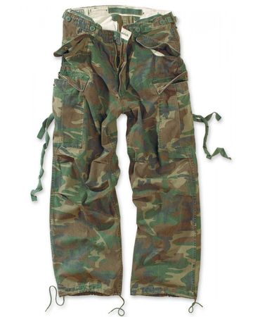 Vintage Fatigues Trousers – Bild 3