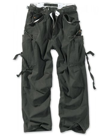 Vintage Fatigues Trousers – Bild 4