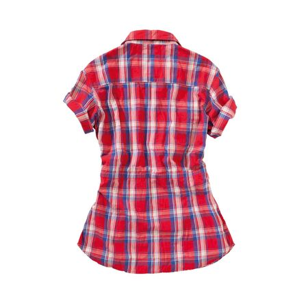 Ladies Check Shirt 1/2 – Bild 3