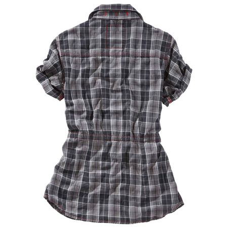 Ladies Check Shirt 1/2 – Bild 5