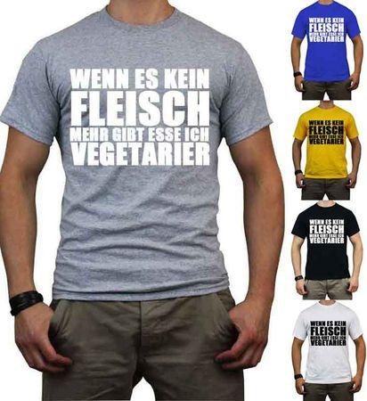 T-Shirt Vegetarier