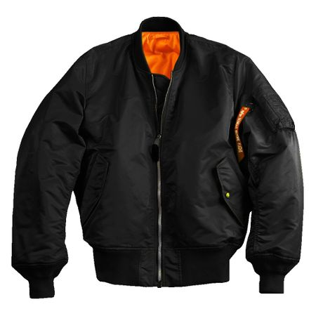 Alpha Industries MA-1 Jacke – Bild 3