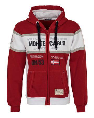 Hoodie Zipper Monte Carlo – Bild 7