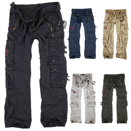 Royal Traveler Trousers – Bild 1