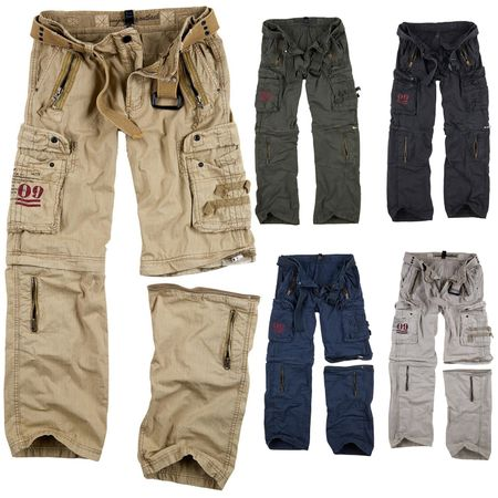Royal Outback Trousers