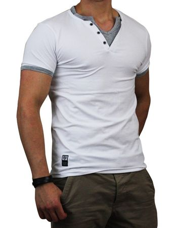 V-Neck 2in1 – Bild 4