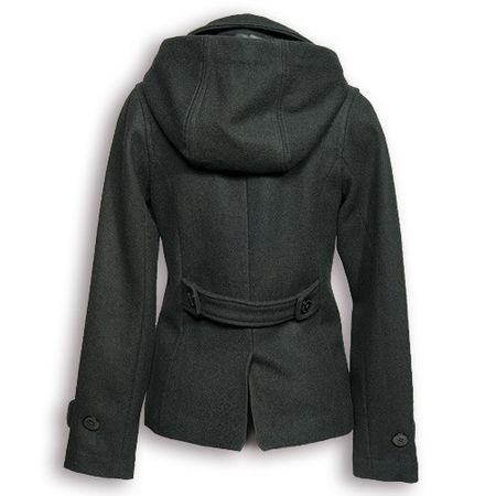 Ladies Pea Coat – Bild 2