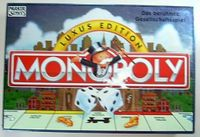 Monopoly LUXUS EDITION von Parker - DM VERSION - TOP