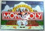 Monopoly LUXUS EDITION von Parker - DM VERSION - TOP 001