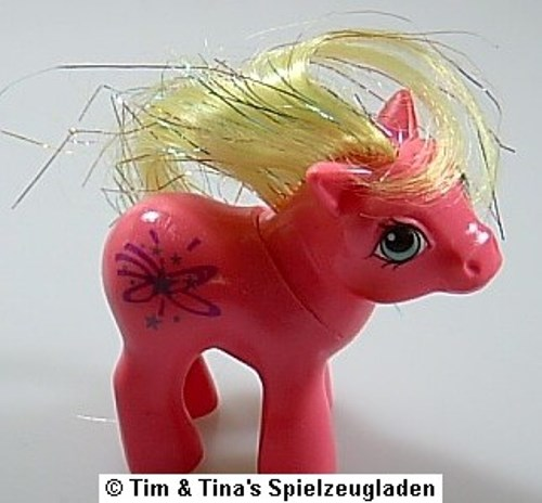 My little Pony / Mein kleines BABY STELLA CHINA