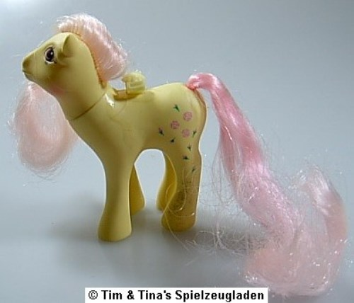 My little Pony / Mein kleines ROSEDUST CHINA