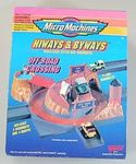 MICRO MACHINES HIWAYS & BYWAYS OFF-ROAD CROSSING NEU 001
