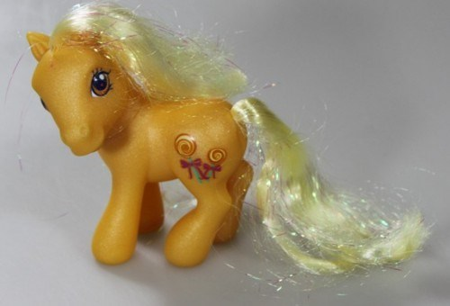 My little Pony Mein kleines BUTTERSCOTCH G3 PONY