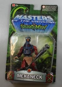 MEKANECK MOTU VS SNAKEMEN 2003 MASTERS OF THE UNIVERSE