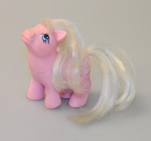 My little Pony / Mein kleines BABY LICKETY SPLIT Hong-Kong 1984