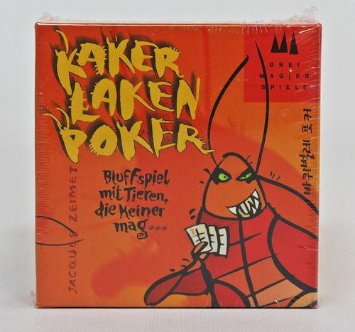 Kakerlakenpoker - Drei Magier Spiele 40829 – Bild 1