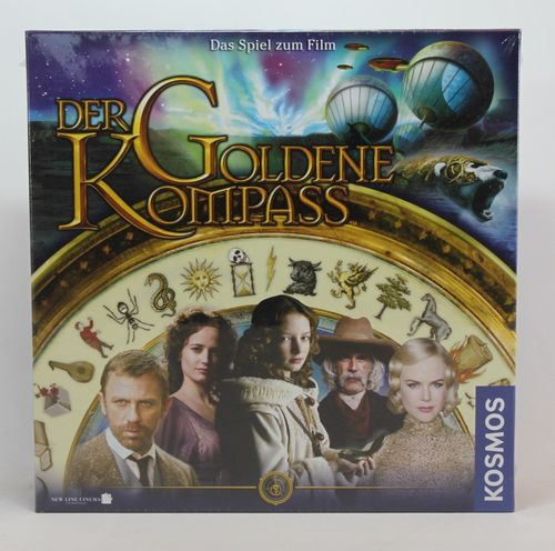 Der goldene Kompass - Das Spiel zum Film - KOSMOS – Bild 1