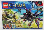 LEGO 70012 Legends of Chima - Razars CHI Räuber  001