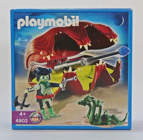 Playmobil© 4802 - Kanonenmuschel