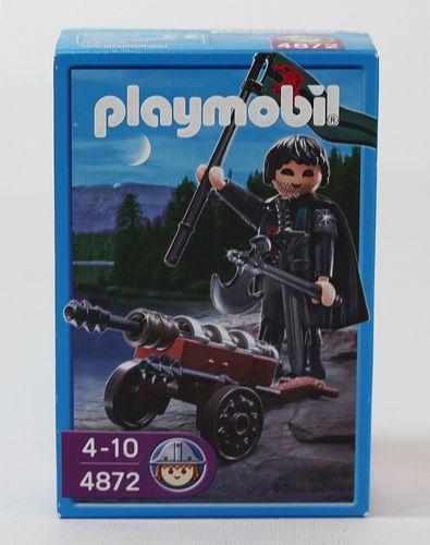 Playmobil© 4872 - Raubritter mit Geschütz  – Bild 1