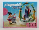 Playmobil© 5489 - Dekorateurin mit LED-Podest 001