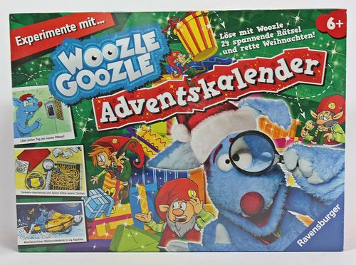 Adventskalender Woozle Goozle - Ravensburger 18989