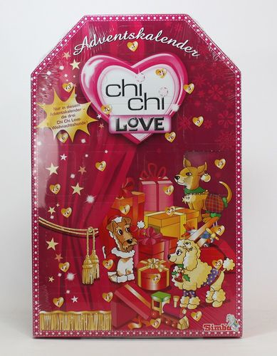 Adventskalender ChiChi Love Simba 105895650 – Bild 1