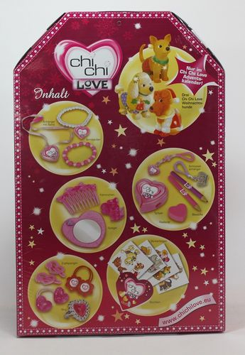 Adventskalender ChiChi Love Simba 105895650 – Bild 2
