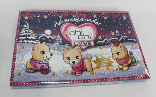 Adventskalender - Mini Chi Chi Love - Simba Toys 105896199 – Bild 1