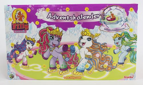 Adventskalender - Filly Ice Elves - Simba Toys 105951348 – Bild 1