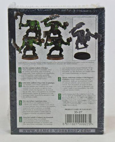 ORK BOYZ 400 - Warhammer 400000 - Citadel – Bild 2