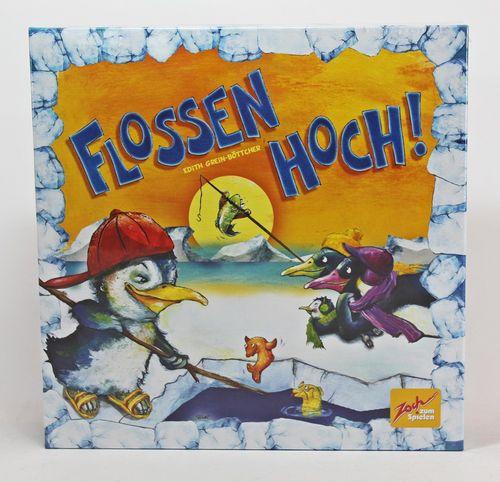 Flossen hoch - Kinderspiel - Zoch 601105018 – Bild 1