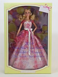 Barbie - Puppe Collector Birthday Wishes 2014 - Mattel BCP64