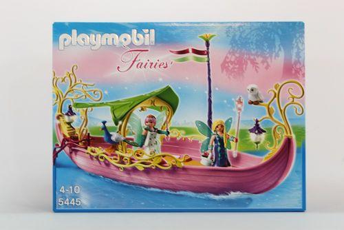 Playmobil© 5445 - Prunkschiff der Feenkönigin