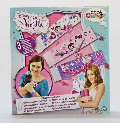 Disney Violetta Freundschaftsbänder - Giochi Preziosi 70713021