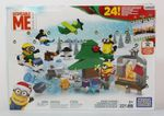 Adventskalender Mega Bloks Minions  - Mattel CPC57 001