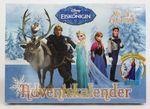 Adventskalender Walt Disney Die Eiskönigin - völlig unverfroren - Craze 2015 001