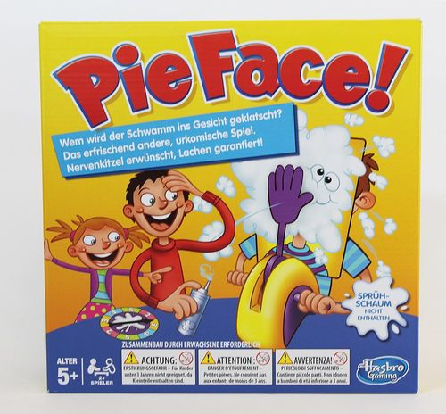 Pie Face - Hasbro B7063100