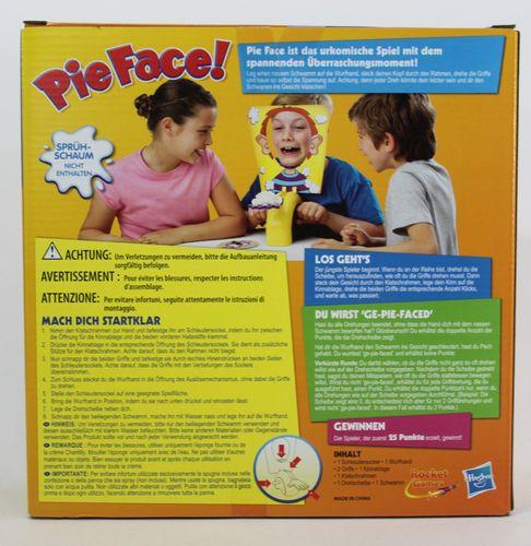 Pie Face - Hasbro B7063100  – Bild 2