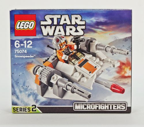 Lego Star Wars Micro Fighters 75074 - Snowspeeder