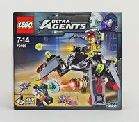 Lego Ultra Agents 70166 - Spyclops Infiltration