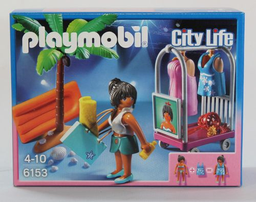 Playmobil© 6153 - Strand-Shooting