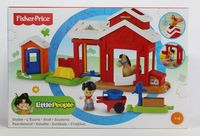 Fisher-Price Little People Pferdestall - Mattel BFT86