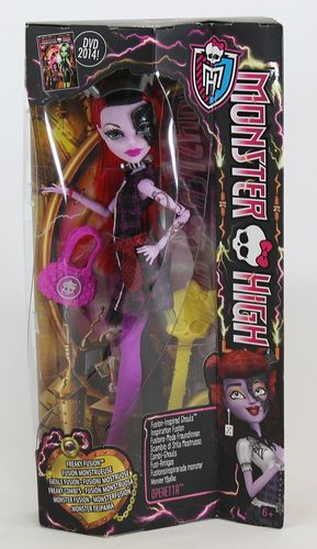 Monster High - Fatale Fusion Freaky Fusion-inspired Ghouls - Operetta - CBP37