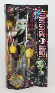 Monster High - Fatale Fusion Freaky Fusion-inspired Ghouls - Frankie Stein CBP35