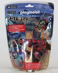 Playmobil© 6163 - Rote App-Kanone mit Freibeuter 001