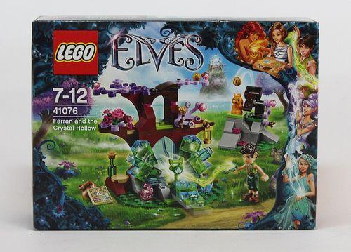 Lego Elves 41076 - Farran und die Kristallhöhle